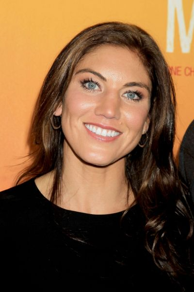 Hope Solo - 'He Named Me Malala' Premiere in New York City