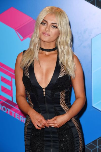 Bebe Rexha – MTV Europe Music Awards in Rotterdam 11/6/2016