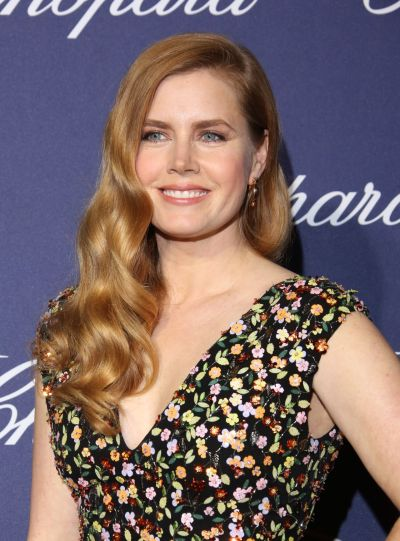 Amy Adams - Palm Springs International Film Festival Awards Gala 1/2/ 2017