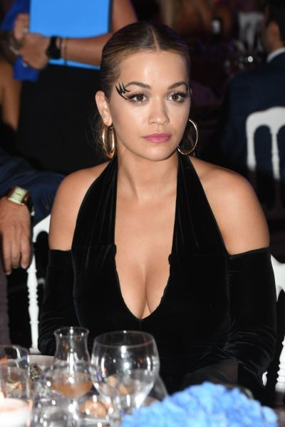 Rita Ora - Positive Planet Foundation Party in Cannes 05/24/2017