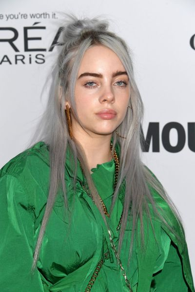 Billie Eilish – Glamour Women of the Year 2017 in New York City