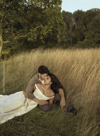 Priyanka Chopra - Vogue US January 2019 Issue