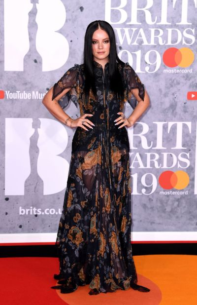 Lily Allen – 2019 Brit Awards