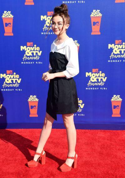 Anna Cathcart – 2019 MTV Movie & TV Awards in LA