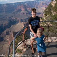 Teen's Visit to Grand Canyon on a Family Trip.