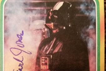 James Earl Jones Autograph