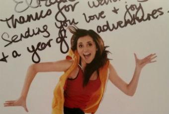 Alyson Stoner Autograph