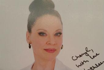 Kathleen Gati Autograph