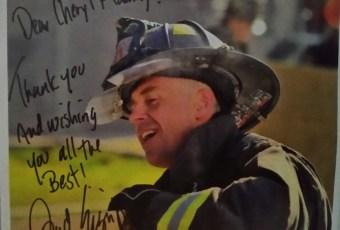 David Eigenberg Autograph