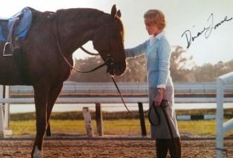 Diane Lane Autograph