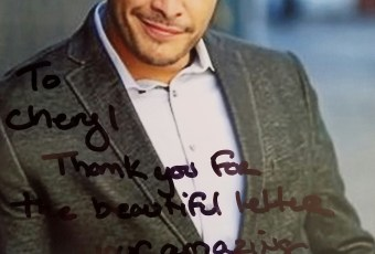 Joe Minoso Autograph