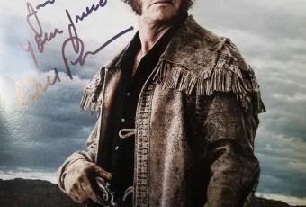 Bill Paxton Autograph