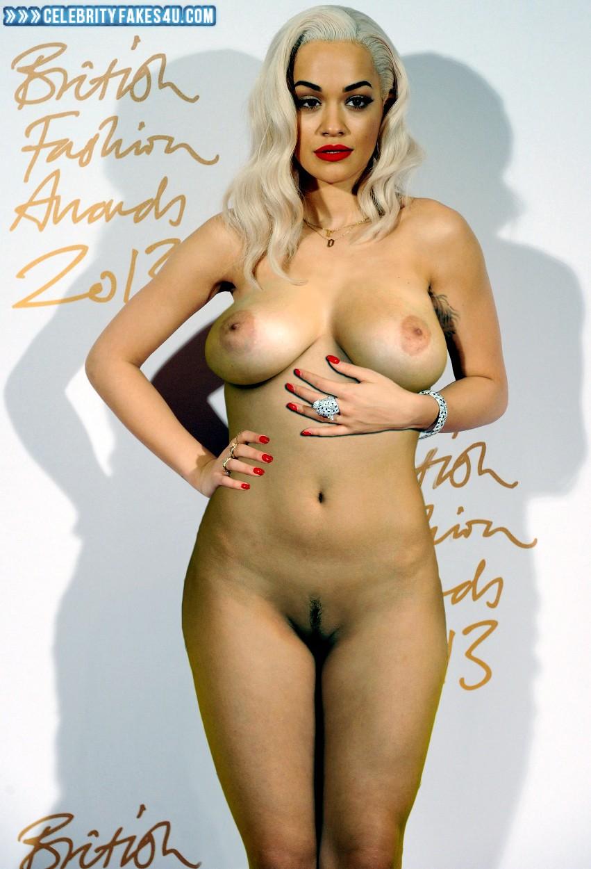 Rita Ora Nude Body Big Tits Fake 001 « CelebrityFakes4u.com