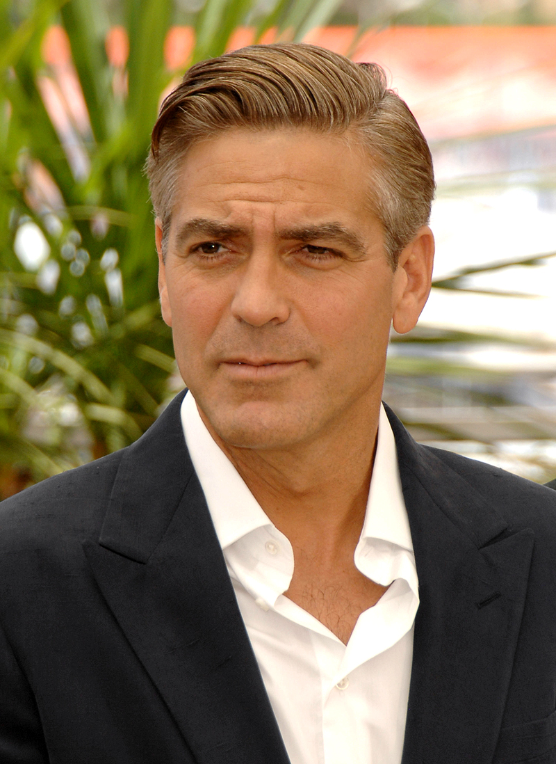 George Clooney Favorite Color Song Sports Team Food Biography George Clooney Favorite Color Movies Music Things