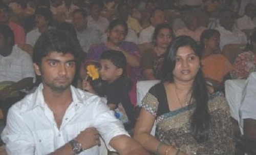 atharva family photos tamil actor celebrity family wiki
