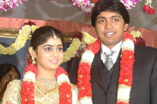 Actor Prabhu Family Photos with Wife Daughter amp Son