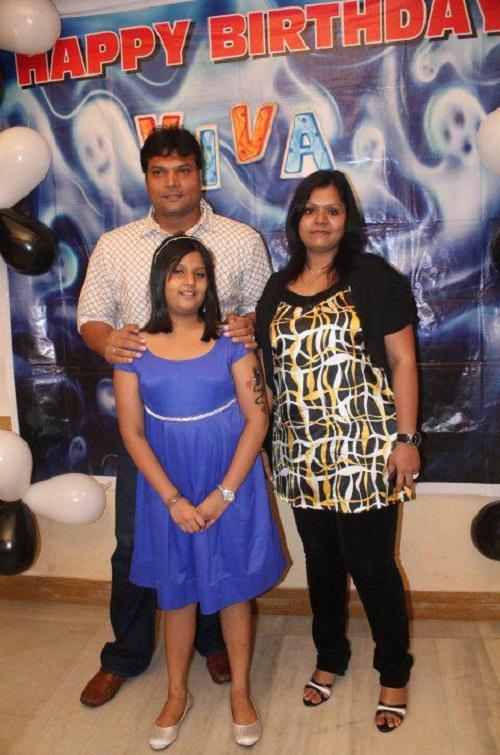 Dayanand Shetty Wife Photo Dayanand Shetty Wife Smitha