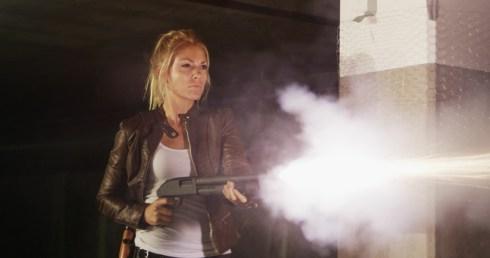 "Australia's Kristy Hocking in ""Quarry""."
