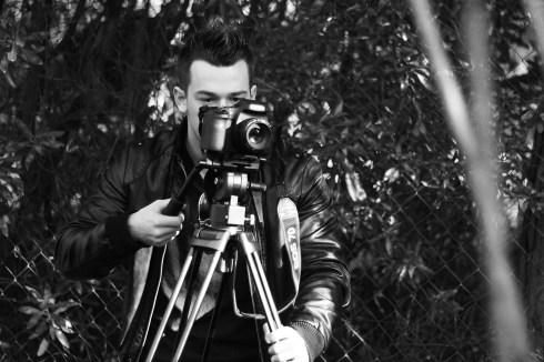Filmmaker, Rudy Vermorel