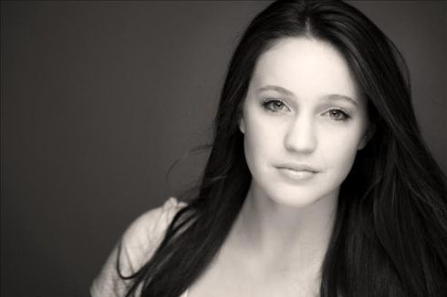 Australian actress and performer, Samantha Doran