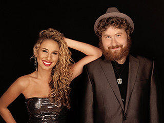 """American Idol Season 10 Alums Haley Reinhart and Casey Abrams Team Up For Rendition of Holiday Classic """"Baby, It's Cold Outside"""""""
