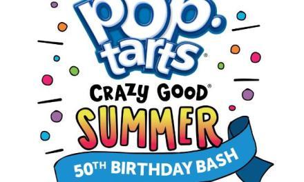 Pop-Tarts Announces 50th Birthday Bash Concert Series feat. Demi Lovato, Jasmine V, & Emblem3