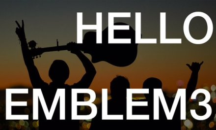 """Welcome Back Emblem3! Watch Their Cover of Adele's """"Hello"""" Now (@EmblemThree #HelloEmblem3)"""