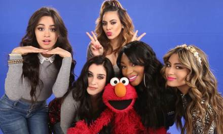 "Watch Fifth Harmony Rock Out With Elmo On ""Sesame Street"""