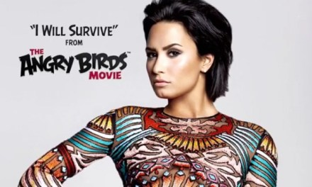 """Demi Lovato Belts Out """"I Will Survive"""" Cover for """"The Angry Birds Movie"""""""
