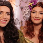 """Lohanthony & Maddy Whitby Tell the True Story Behind Cinderella in This Week's """"Betch"""" – Exclusive!"""
