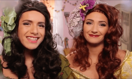 "Lohanthony & Maddy Whitby Tell the True Story Behind Cinderella in This Week's ""Betch"" – Exclusive!"