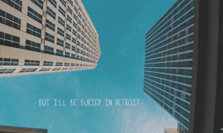 """Mike Posner Drops Lyric Video for """"Buried in Detroit"""" feat. Big Sean (Lucas Lowe Remix) – Watch Now!"""