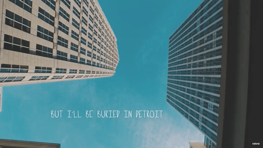 "Mike Posner Drops Lyric Video for ""Buried in Detroit"" feat. Big Sean (Lucas Lowe Remix) – Watch Now!"