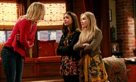 Maya Faces An Identity Crisis On Tonight's All New 'Girl Meets World'