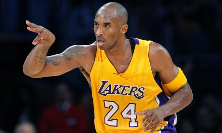 Kobe Bryant to Receive Legend Award at Kids' Choice Sports 2016