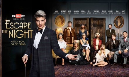 Watch the Trailer for Joey Graceffa's New YouTube Series ESCAPE THE NIGHT