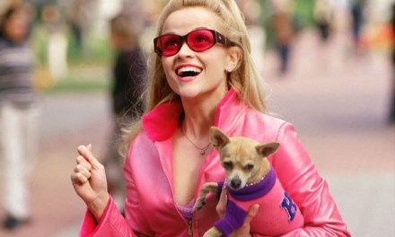 Reese Witherspoon Does The Bend And Snap For The 15th Anniversary Of Legally Blonde – See Now