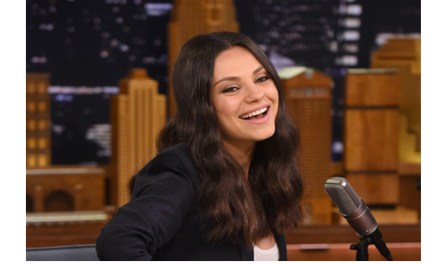 Mila Kunis and Jimmy Fallon Use Filters While Acting Out Scenes – Watch Now