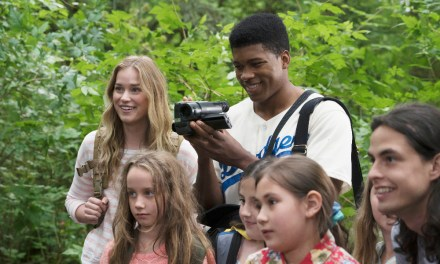 Joel Has An Eye-Opening Experience During The Overnight Camping Excursion On Tonight's All New 'Dead of Summer'