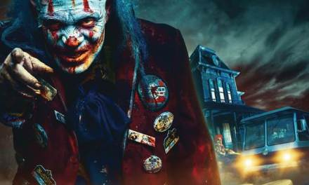"""Universal Studios' Halloween Horror Nights Partners with Eli Roth & Crypt TV to Unveil an All-New """"Terror Tram"""" Experience"""