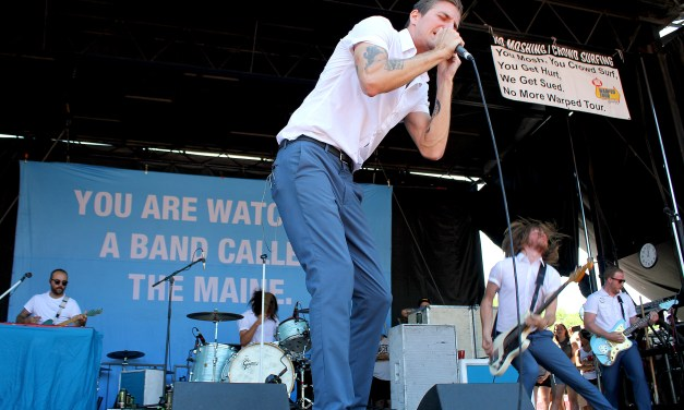 The Maine Announce First-Ever 8123 Fest In Honor of Band's 10 Year Anniversary
