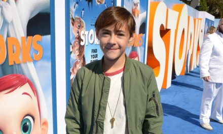 "Q&A: Anton Starkman Talks Bringing Nate Gardner to Life in New Movie ""Storks"""