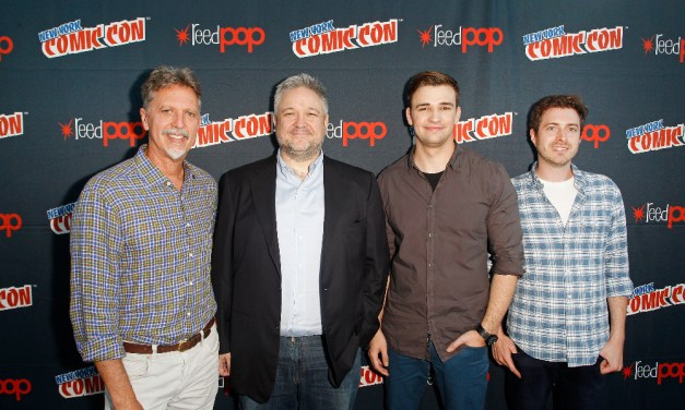 "Burkely Duffield & Executive Producers Tim Kring + David Eick Talk ""BEYOND"" Ahead of New York Comic Con Unveiling"