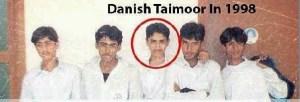 Danish Taimor