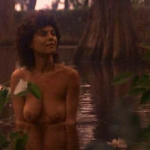 Adrienne Barbeau in Swamp Thing
