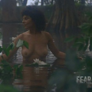 Adrienne Barbeau in Swampthing