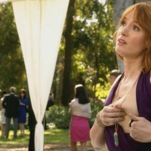 Alicia Witt in House of Lies