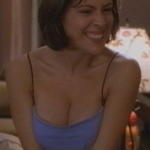 Alyssa Milano in Charmed