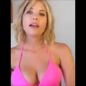 Ashley Benson in Unknown