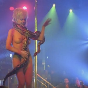 Barbara Alyn Woods in Striptease